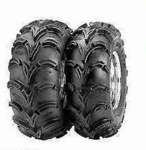 New Itp Mud Lite 25x8x12 At Atv Tires Set Of 2 Ebay