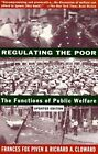 Regulating Poor by Frances Piven (Paperback, 1992)