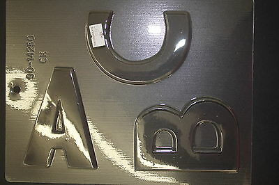 ABC Letters Chocolate Candy Mold