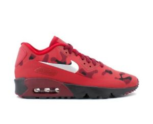 Nike Air Max 90 NS SE Youth Red CAMO