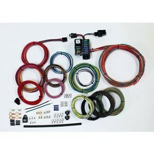 american autowire new route 9 universal wiring system harness ebay rh ebay co uk