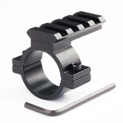 "20mm Weaver Picatinny Rail Barrel Mount 25.4mm 1/"" Ring Scope Adapter"
