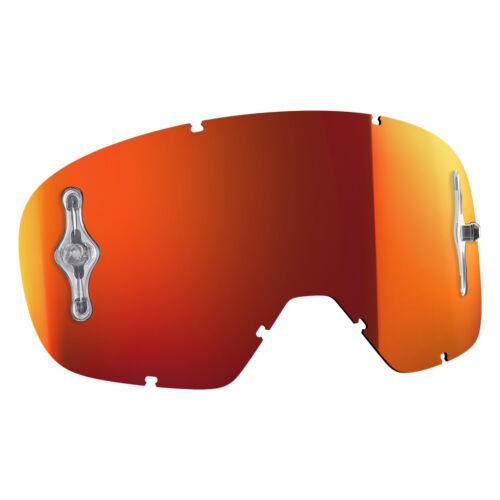 Scott Goggle remplacement vitre pour Buzz MX sgl Orange Chrome centrale works