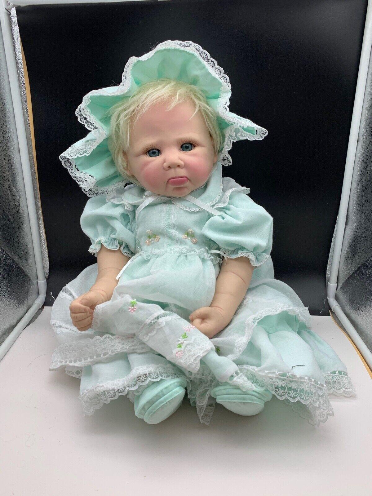 Artistic Doll Vinyl Doll 57 Cm. Top Zustand