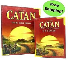 Mayfair Games Catan 3071 5th Edition Board Game Trade Build Settle