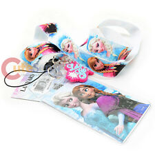 Disney Frozen Elas Anna Sister Lanyard Keychain ID Holder with Charm Dangle