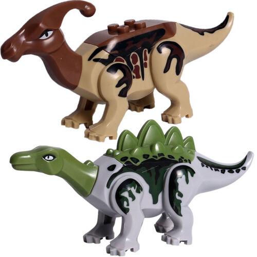 Dinosaur Toys Park Mini Figures Jurassic World Animals Evolution Safari Dino Set