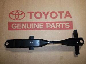 Toyota Corolla Battery >> NEW Toyota Corolla OEM Battery Tie Down Bracket Holder 92
