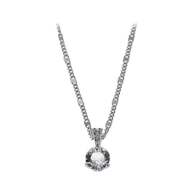 17f393b1b47 Swarovski Crystal Solitaire Pendant With Necklace 1800045 for sale ...