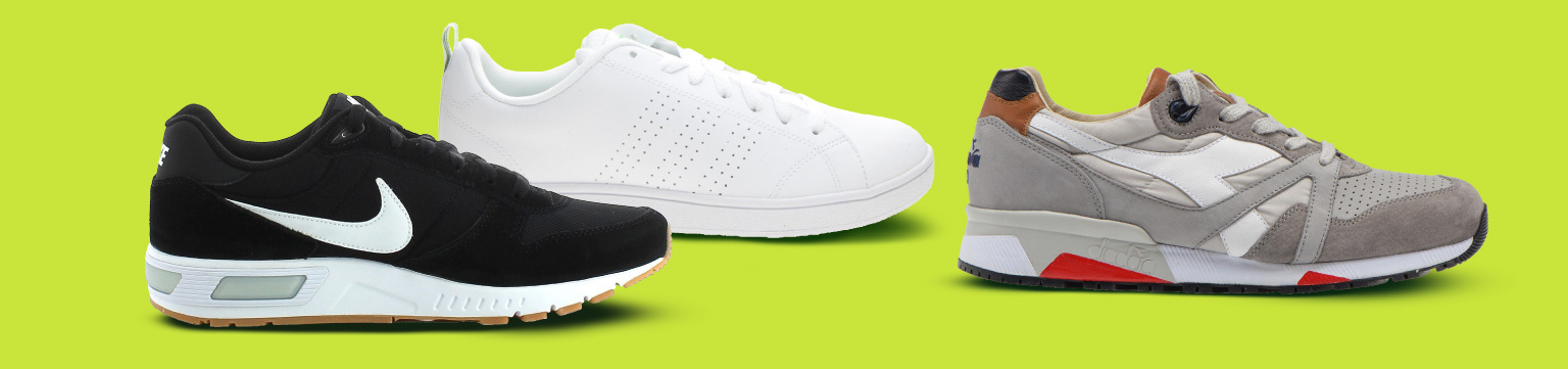 Sneakers mania fino a -50%