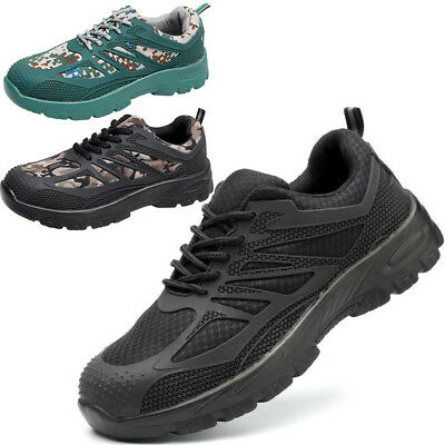 Mens Breathable Composite Toe Safety