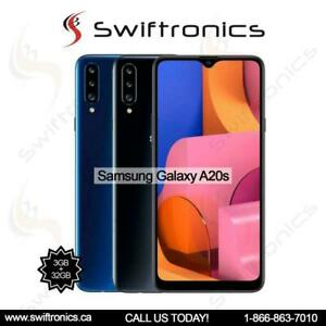 Brand New Samsung Galaxy A30s, A20s, A10e Factory Unlocked Canada Preview