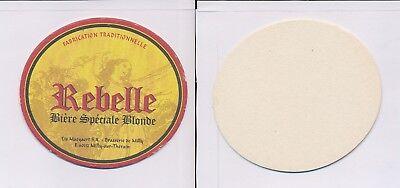 Festsetzung Der Preise Nach ProduktqualitäT 18444 Brasserie Du Milly Bierdeckel Beercoasters 1 Milly