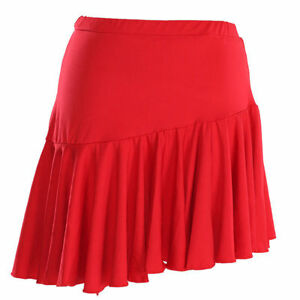 how to make a rumba skirt