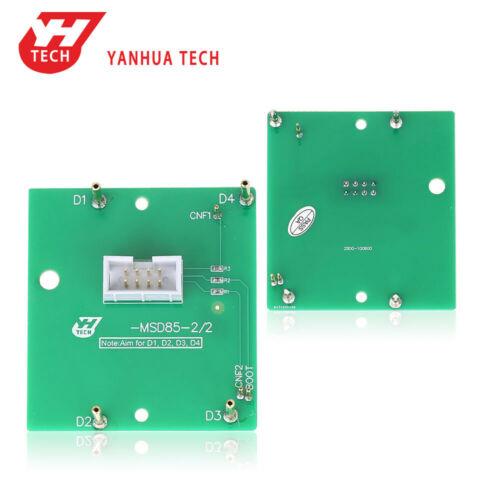 new Yanhua Mini ACDP MSD85 ISN Interface Board for MSD85 ISN Reading and Writing