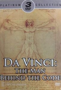 3a58d7bdb DA VINCI  THE MAN BEHIND THE CODE Platinum Collection 3DVD NEW ...