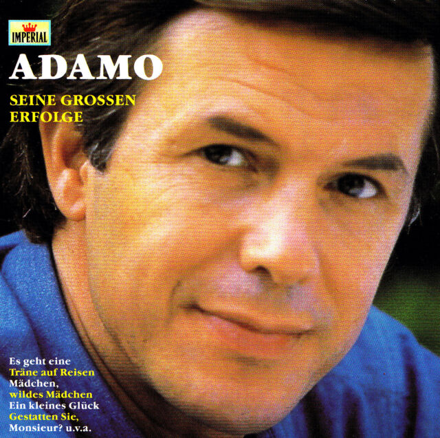 ADAMO - CD - SEINE GROSSEN ERFOLGE