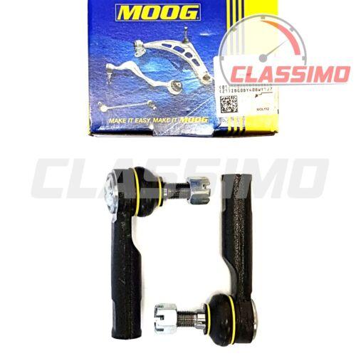 2006-2016 MOOG Track Tie Rod End paire pour HONDA CR-V MK 3 CR-Z-Tous les modèles
