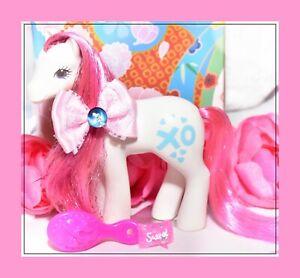 ❤️My Little Pony MLP G1 Vtg 1988 Sweetheart Sister Sweet Lovin' Kisses XO❤️
