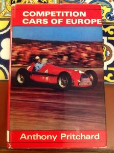 Competition-Cars-Of-Europe-Anthony-Pritchard-photos-1970-HC-DJ-Free-Shipping