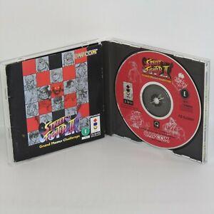 STREET FIGHTER II 2 X 3DO ccc 3d