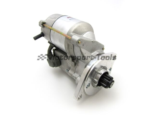 PowerLite Ford Pinto Engine High Torque Starter Motor 135 Tooth