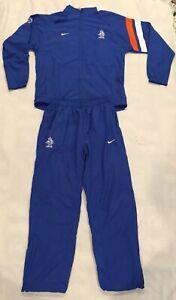 Details about Nike KNVB Soccer Football Holland Netherlands Dutch World Cup Warm Up Mens XL
