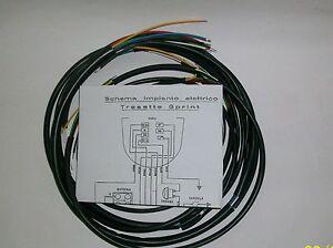 IMPIANTO-ELETTRICO-ELECTRICAL-WIRING-MOTO-MORINI-SETTEBELLO-TRESSETTE-SCHEMA