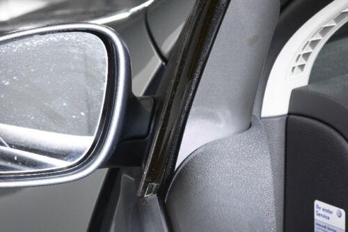 Climair Windabweiser Toyota Avensis Kombi Typ T25 2003-2009 mit ABE Tiefschwarz