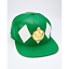 Mighty-Morphin-Power-Rangers-Green-Power-Ranger-Snapback-Hat-Cap-RARE-VHTF miniature 1
