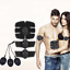 Recharge-ABS-Simulateur-EMS-Training-Corps-Abdominal-Muscle-Exerciser-Hip-Trainer miniature 8