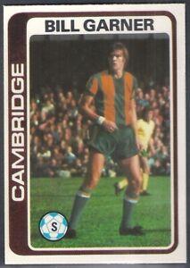 ORANGE BACK 1978 -#053- ARSENAL TOPPS-FOOTBALL PAT RICE