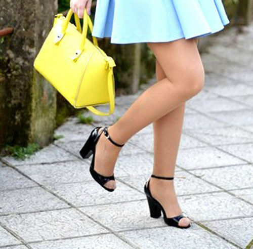 Zara Knöchelriemchen hoher Absatz Sandalen Größe UK3 UK3 UK3 EUR36 US6 d8c172