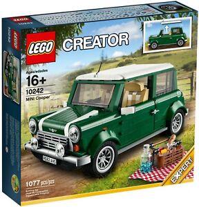 LEGO-Creator-Expert-MINI-Cooper-MK-VI-10242-Hard-to-Find-2014-Release