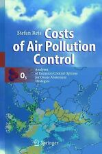 Costs of Air Pollution Control-ExLibrary