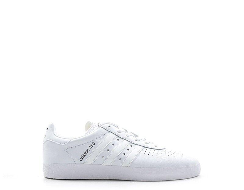 Scarpe Adidas Uomo Sneakers Bianco Pelle Naturale Bb2781