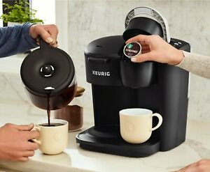 Keurig K-Duo Essentials Coffee Maker, Single Serve K-Cup ...