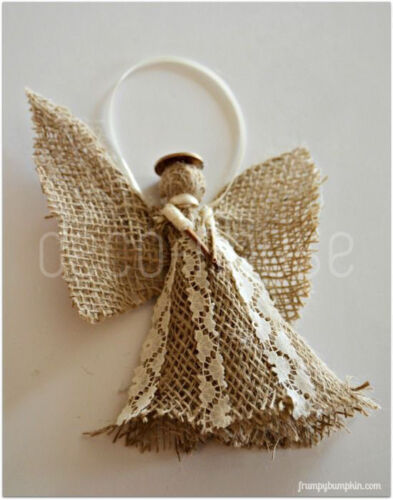 Natural HESSIAN Ribbon Jute Burlap Rustic Chic Wedding Vintage Craft Trim Cake