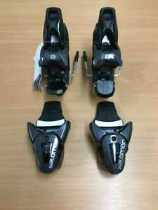 Salomon-S-E-Z11-Walk-L80-Grey-Black-Ski-Bindings-Ex-Display