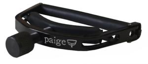 P-6E-W PAIGE Original 6-String Acoustic Guitar Capo Wide//Low Profile