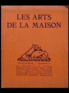 LES-ARTS-DE-LA-MAISON-PRINTEMPS-1924-RUHLMANN-ANDRE-GROULT-ROLAND-HOLST