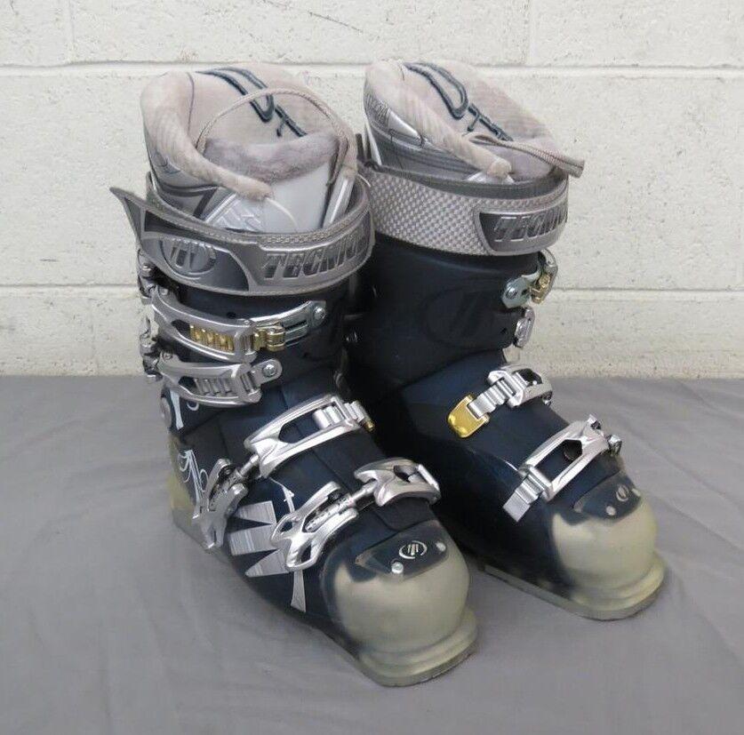 Tecnica Vento 70 Attiva Women's Downhill Ski Boots MDP 23.5 US 6.5 EXCELLENT