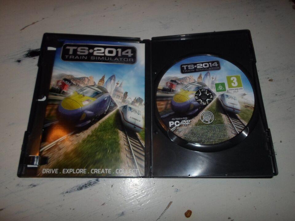 Train Simulator 2014, til pc, simulation