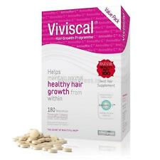 Viviscal Maximum Strength Woman Hair Supplement  3 Month Supply - 180 tablets