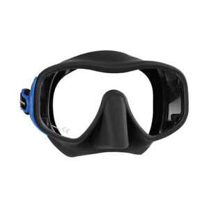 Mares-Jupiter-Scuba-Diving-Snorkeling-Mask-Blue-Black-411057