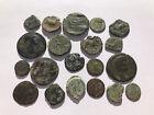Lote de 20 monedas Ibericas y Romanas. Lot 20 iberians and roman coins. Nº 01