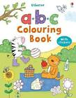 ABC Colouring Book with stickers by Jessica Greenwell (Paperback, 2010)