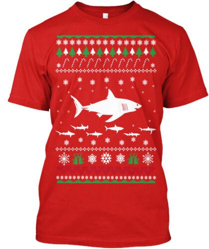Shark Noël sur 1100 vendus Standard Unisexe T-Shirt