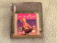 Barbie Magic Genie Adventure (Nintendo Game Boy Color, 2000)