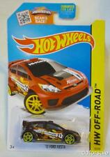 2012 Ford Fiesta 1/64 Scale Die-Cast Model From HW Off-Road by Hot Wheels